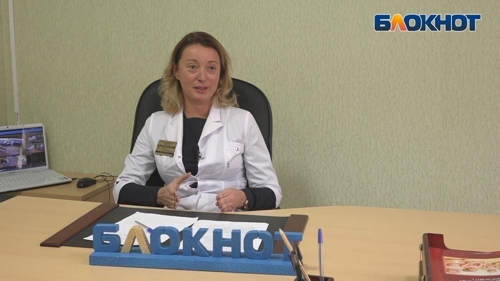В воронежской поликлинике №3 запустили проект для женщин «45+»