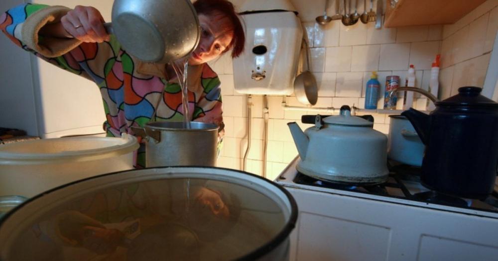 Где в Воронеже в понедельник отключат горячую воду