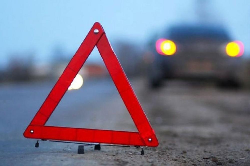 На выезде из Воронежа автомобиль снес на переходе мужчину и девочку