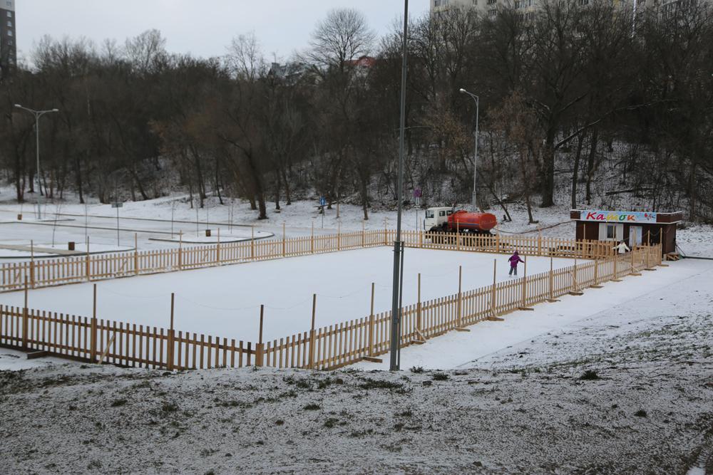 В центре Воронежа откроется бесплатный каток