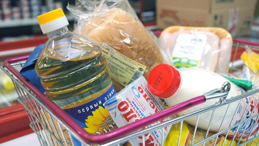 В Воронеже цена продуктовой корзины снизилась на 2,5 процента