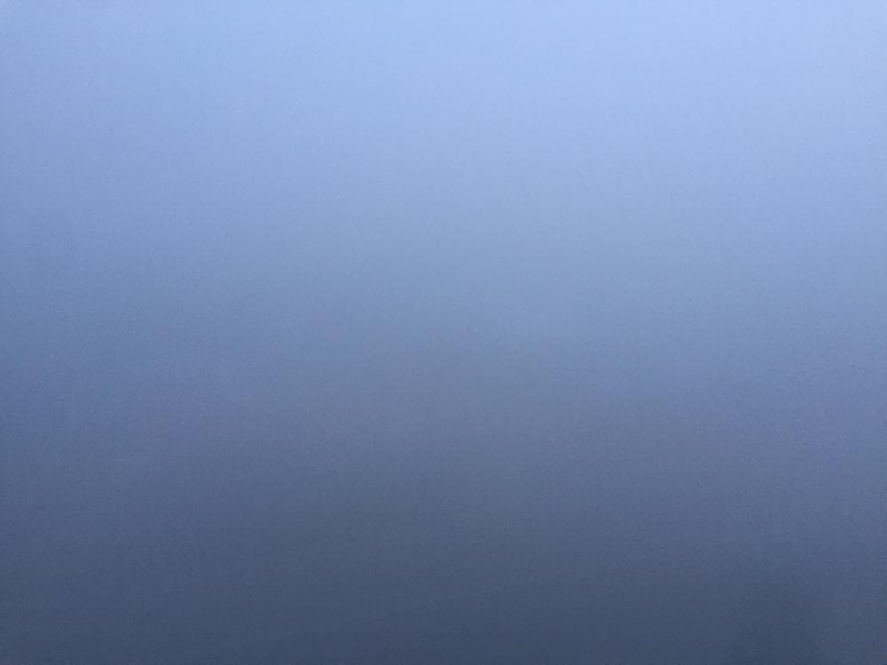 Небывалый мистический туман окутал Воронеж утром четверга