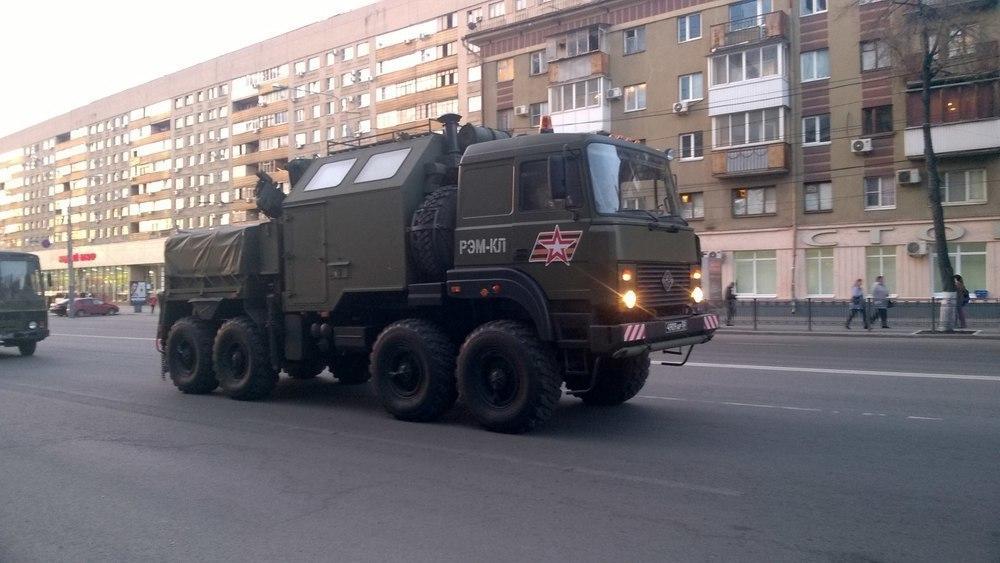 Воронежские власти рассказали, как будет ходить транспорт во время репетиций Парада Победы