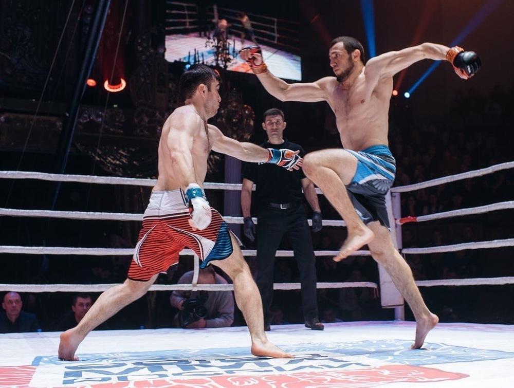 Джефф Монсон может стать гостем на турнире по боям без правил в Воронеже