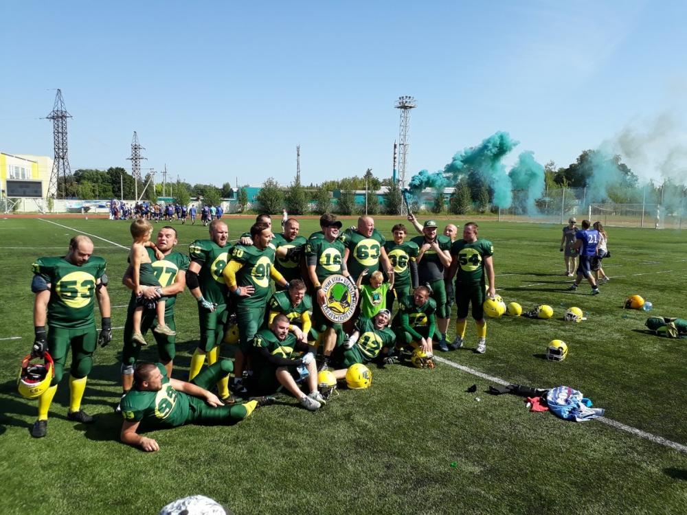 «Могучие утки» из Воронежа вышли в плей-офф Открытой лиги Черноземья