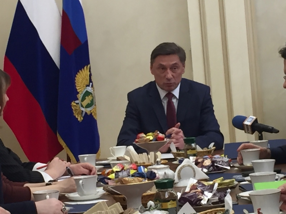 Против суда присяжных выступил прокурор Воронежской области
