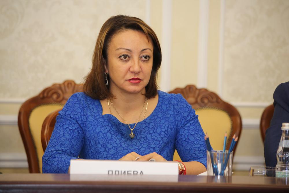 Марина Плиева переходит в областное правительство, освобождая место Галине Смирновой