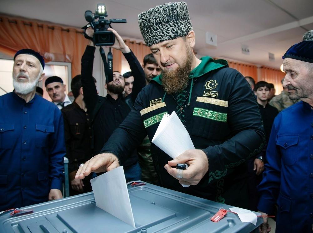Как готовили «чеченский» процент к выборам президента в Воронежской области