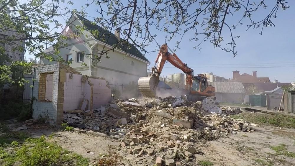 В Воронеже рассказали, сколько домов будет снесено ради дублера Московского проспекта