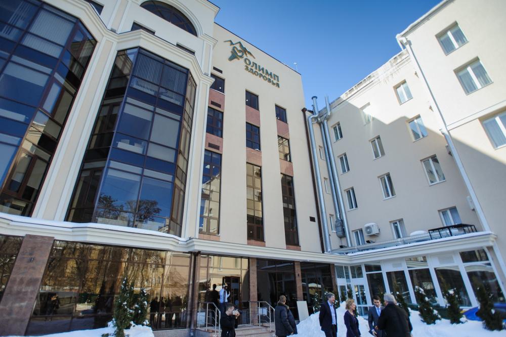 В Воронеже готовится к открытию уникальный Центр семейной медицины