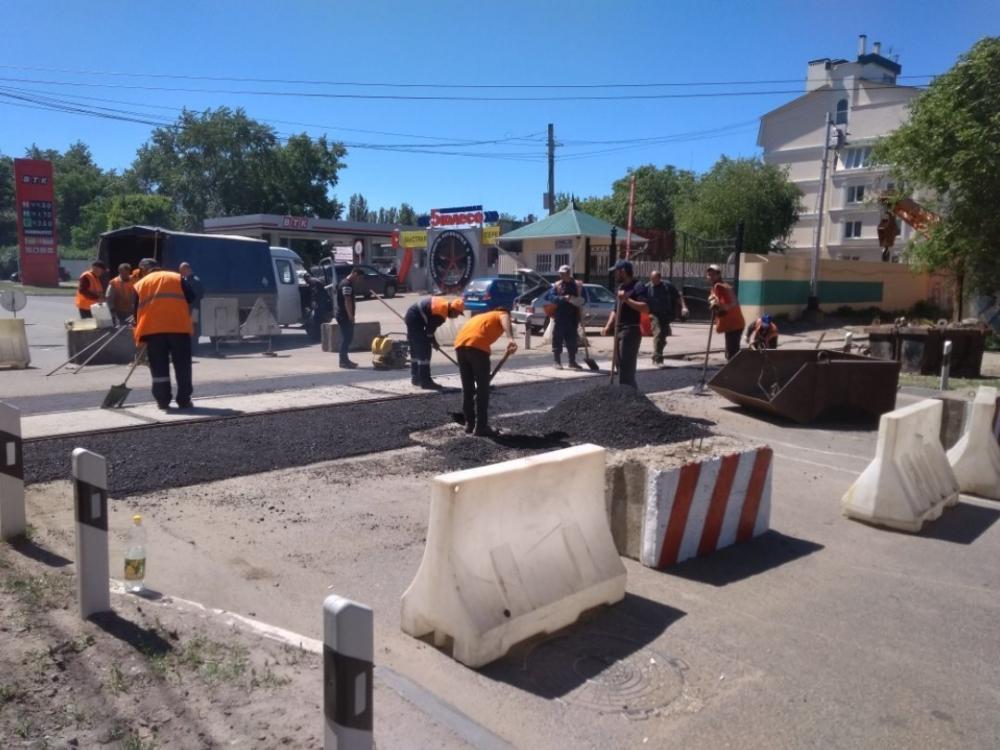 Воронежцы возмутились закрытием переезда на Машиностроителей