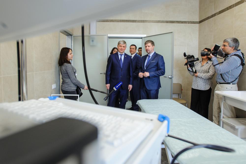 Как Гусев подключает Воронежскую область к нацпроекту «Здравоохранение»