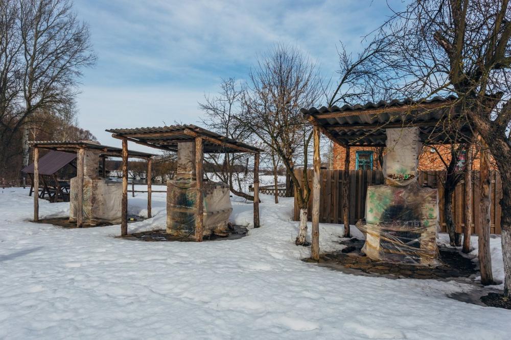 Воронежцы нашли спрятанные парковки «авто» сказочного Емели