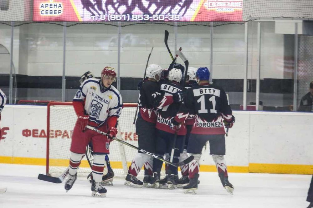 В субботу, 20 октября, ЛД «Арена-Север» стартовал третий сезон СХЛ