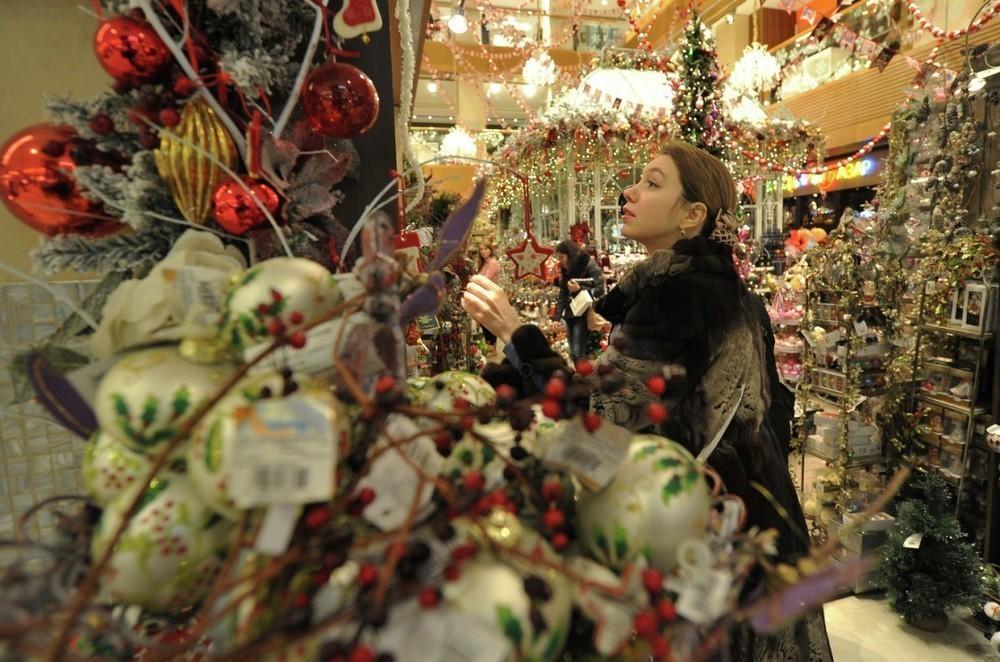 Эксперты посчитали стоимость новогодних товаров в Воронеже