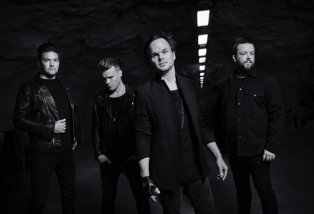 Музыкант группы The Rasmus позвал воронежцев на концерт