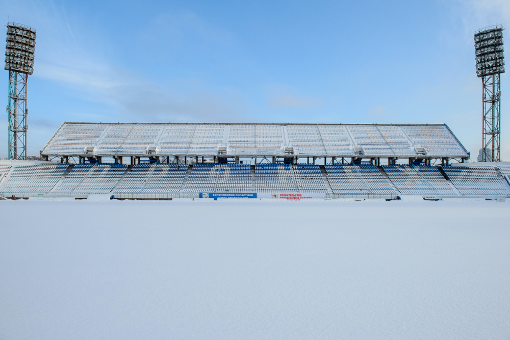 Гусева ужаснуло состояние Центрального стадиона профсоюзов в Воронеже