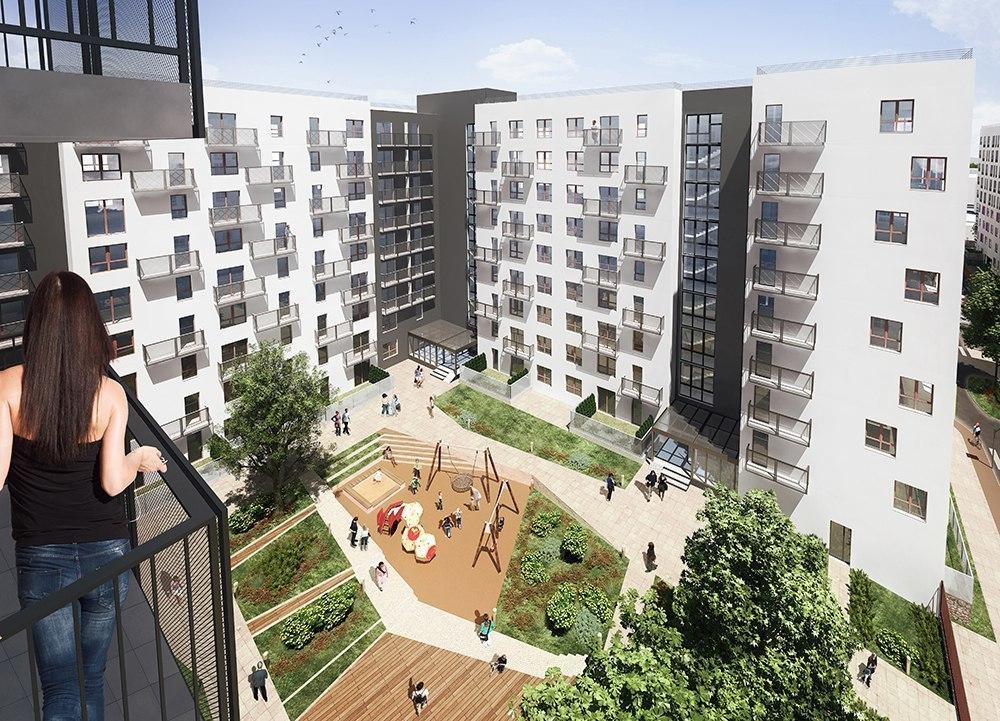 Огромный жилой комплекс построят на окраине Воронежа