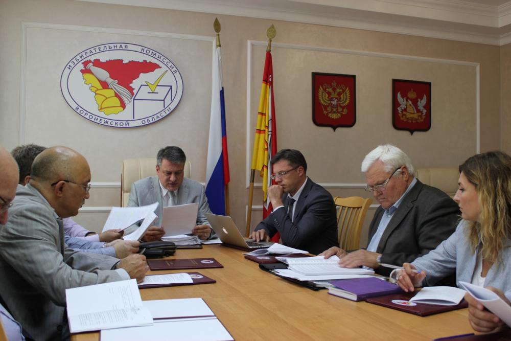 Выборы губернатора Воронежской области – наиболее масштабная кампания