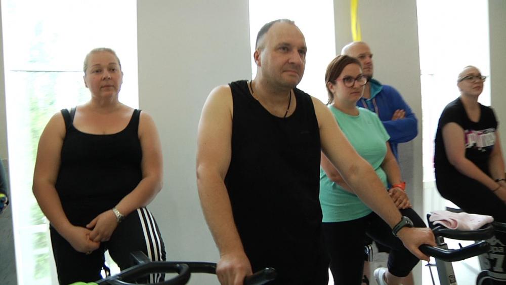 11 килограммов потеряли участники проекта «Сбросить лишнее» за неделю