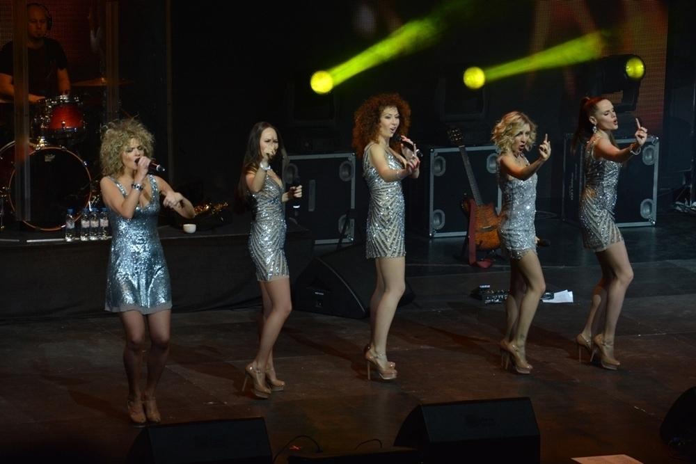 «Сопрано Турецкого» в Воронеже: Мы не пытаемся спорить с Турецким, тут нужен женский подход