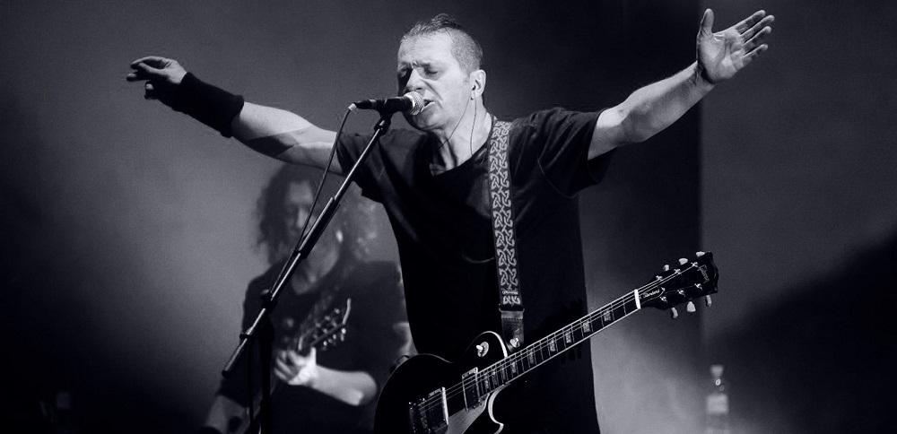 В Воронеже выступит лидер легендарной рок-группы «Агата Кристи»