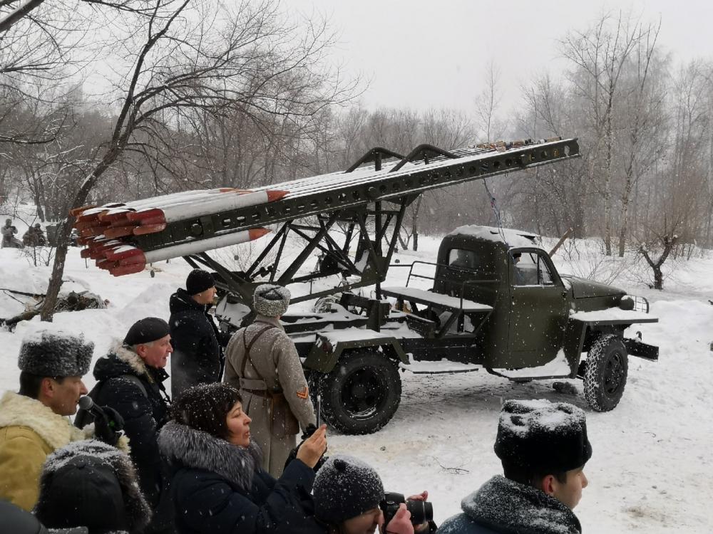 Битва за Воронеж с участием итальянцев показала зверства войны