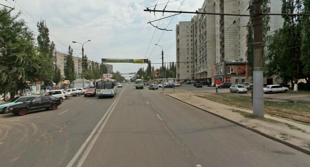 В Воронеже в Советском районе «Ниссан» сбил женщину