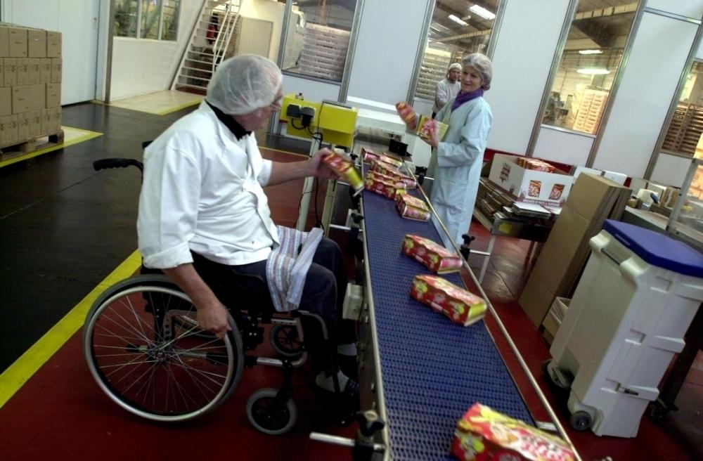 Воронежские чиновники похвалились трудоустройством инвалидов