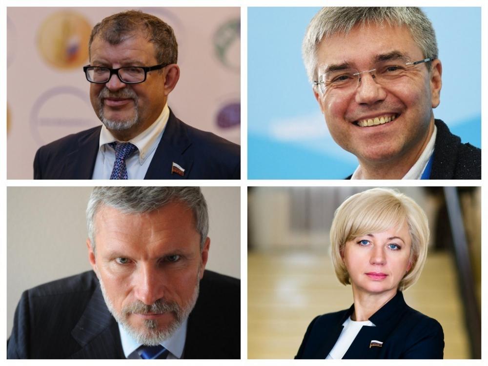 Сколько денег заработали депутаты Госдумы из Воронежской области