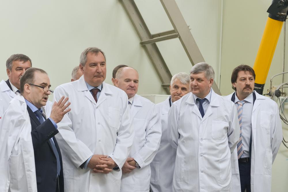 Дмитрий Рогозин сказал, какой шаг вперед может сделать воронежское КБХА