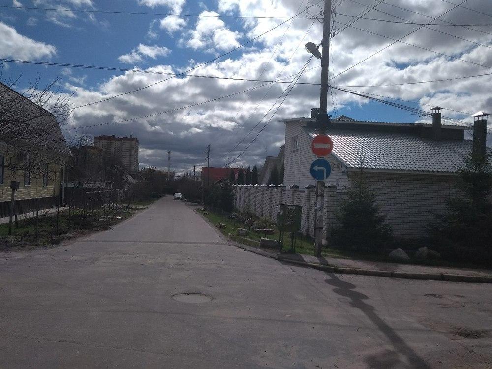 «Кирпичом» перекрыли объезд пробки на 9 Января в Воронеже