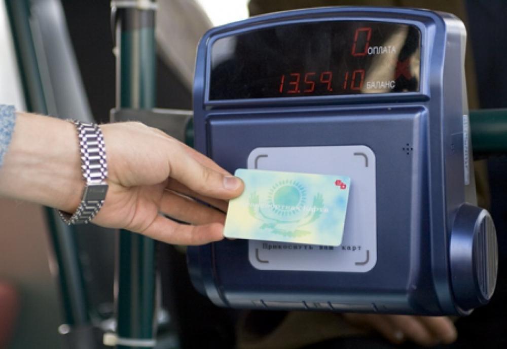 В Воронеже хотят ввести электронные транспортные карты проезда