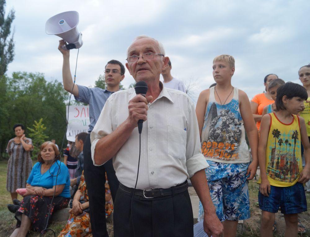 Жители Воронежа: «Защитим легкие нашего района!»