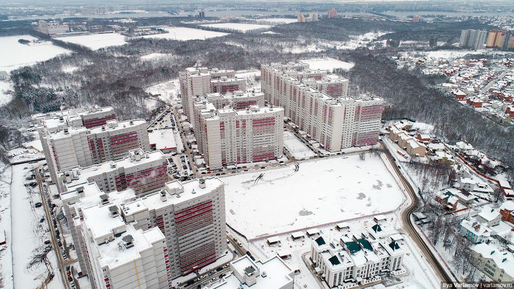 На Шишкова в Воронеже появятся новые многоэтажки