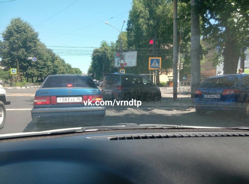 Увеличение мастеров парковки связали с сокращением штата ДПС в Воронеже