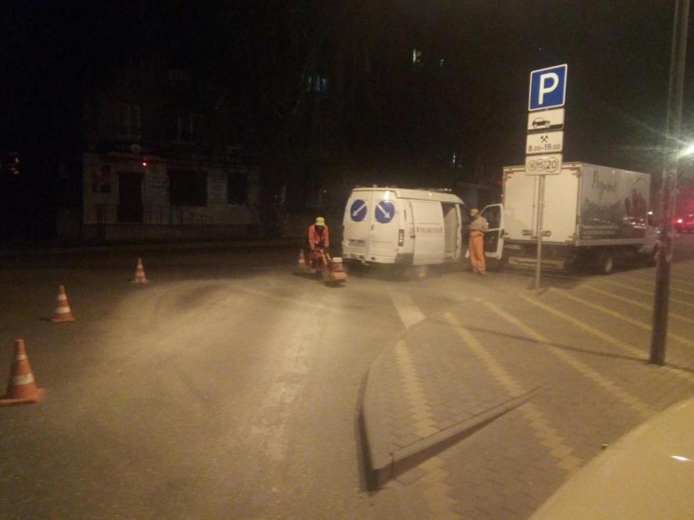 Платные парковки не дают покоя жителям Воронежа даже ночью