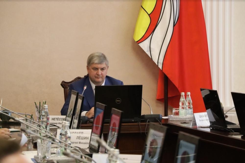О зачистке рынка под частный бизнес доложили губернатору Гусеву