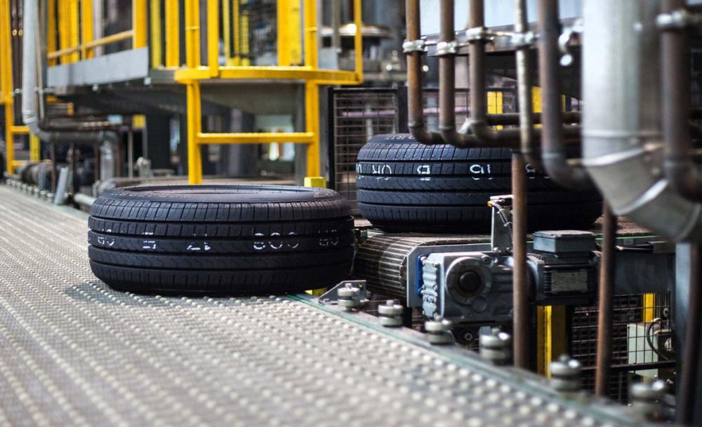 100 млн евро вложат в расширение Воронежского шинного завода