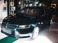 В Воронеже презентация нового ŠKODA Superb произвела фурор