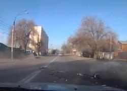 Жуткая авария на трассе М6 Аварии, ДТП, аварии 2 16