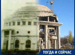 Сохранят ли чиновники воронежский памятник войны «Ротонда»