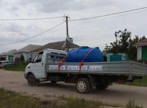 Под Воронежем 2,5 тыс человек сидят без воды уже четвертый день