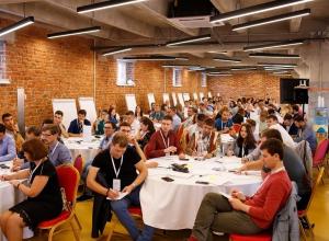 Предприниматели Черноземья научились создавать востребованные продукты на мастер-классе от Сбербанка и Google