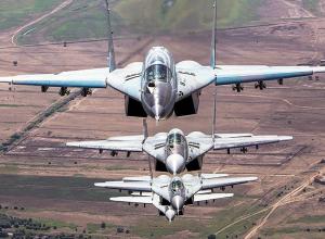 За успешное выполнение боевых задач в Сирии воронежский летчик получил Героя России