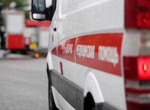 Воронежец на Chevrolet сбил пенсионера во время обгона