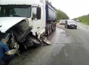 Четыре человека погибли в чудовищном ДТП под Воронежем
