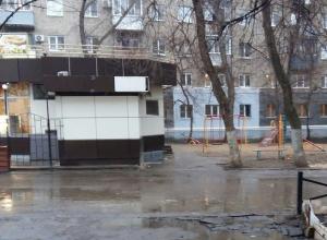 После публикации «Блокнот Воронеж» бизнесмен оставил детскую площадку в покое