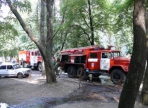 В Воронеже при пожаре погибла 43-летняя женщина