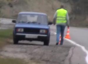 «Развод» водителей сотрудниками ДПС снял воронежец